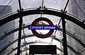 Canary Wharf tube station MMB 06.jpg