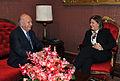 Canciller Eda Rivas se reunió con ex presidente de Chile Ricardo Lagos (14013656530).jpg