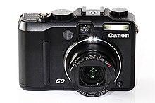 canon powershot g wikipedia rh en wikipedia org Orthadontic Attachment with Canon G10 Canon SX260