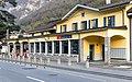 Capolago-Riva S. Vitale train station.jpg