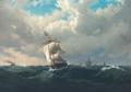 Carl Bille - Marine med sejlskibe.png