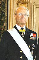 Carlo XVI Gustavo