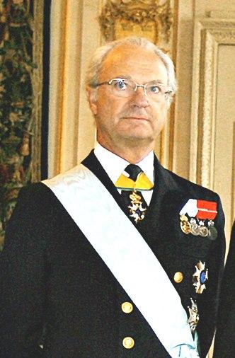 Carlos Gustavo da Suécia (meio corpo)