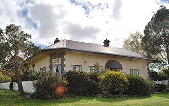 "Carlsruhe, Victoria - ""River Lodge"" at Carlsruhe"