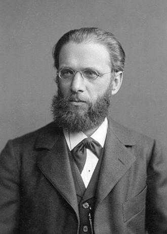 Wiesentheid - Carl Stumpf around 1900