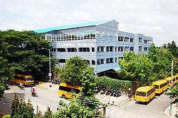 Carmel School in Padmanabhanagar in Bangalore