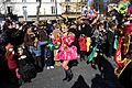 Carnaval de Paris 2012 - Les Boliviens place Gambetta - DSC1815.JPG