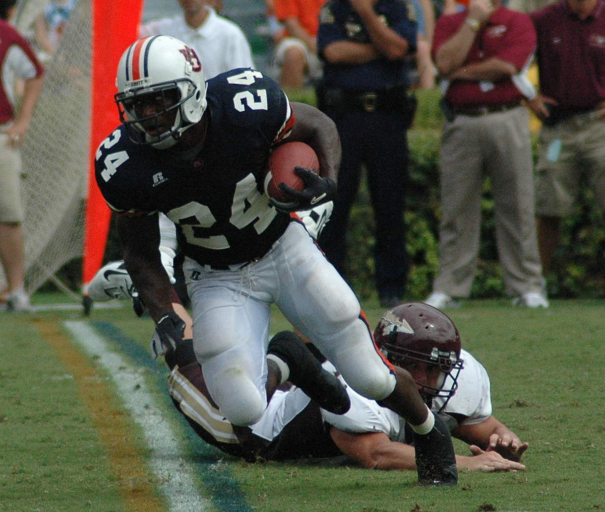Jones Cadillac: Mr. Football Award (Alabama)