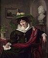 Carolina Frederica Kerst (1802-1883), by Charles Van Beveren.jpg