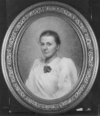 Carolina Johanna Gustava (Calla) Geijer (1869-1934), född Branting, gift med professor Karl Reinhold Geijer