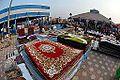 Carpet Stalls - West Bengal State Handicrafts Expo - Milan Mela Complex - Kolkata 2014-12-06 1160.JPG
