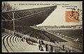 Carte postale - Colombes - Stade olympique de Colombes - La Tribune d'Honneur - La Piste et la ligne d'arrivée - 9FI-COL 191.jpg