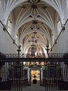 Cartuja de Miraflores (Burgos) - Nave interior.jpg