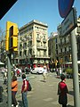 Casa Bruno Cuadros des de l'autobús P1370927.jpg