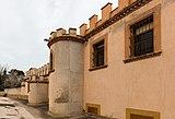 Casa palacio de la Marquesa de Villa Huerta, Santa María de Huerta, Soria, España, 2018-04-06, DD 35.jpg