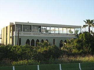 Al-Shaykh Muwannis Place in Jaffa, Mandatory Palestine