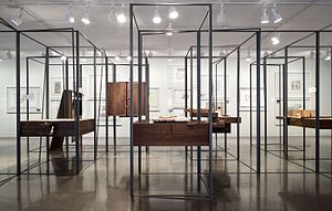 Brad Cloepfil - Case Work: Studies in Form, Space and Construction at the Denver Art Museum, 2016