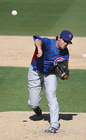 Casey Coleman (baseball) - Coleman with the Chicago Cubs