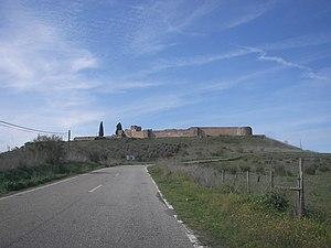 Campo Maior, Portugal - Image: Castelo de Ouguela Campo Maior