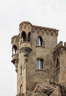 Castelo di Santa Catalina.