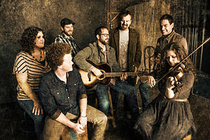 Casting Crowns - Casting Crowns 2013 Official Press photo from the album The Acoustic Sessions, Vol. 1