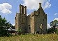 Castles of Leinster, Ballycowan, Offaly (1) - geograph.org.uk - 1952689.jpg