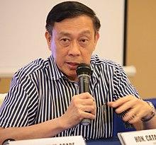 Secretary Of The Interior And Local Government Philippines Wikipedia