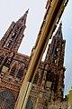 Cathédrale de Strasbourg avec deux tours.jpg
