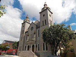 Cathedral of St. Michael the Archangel - Passaic, New Jersey 02.JPG
