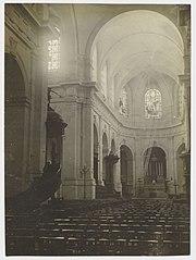 Photographie du chœur de la cathédrale de La Rochelle