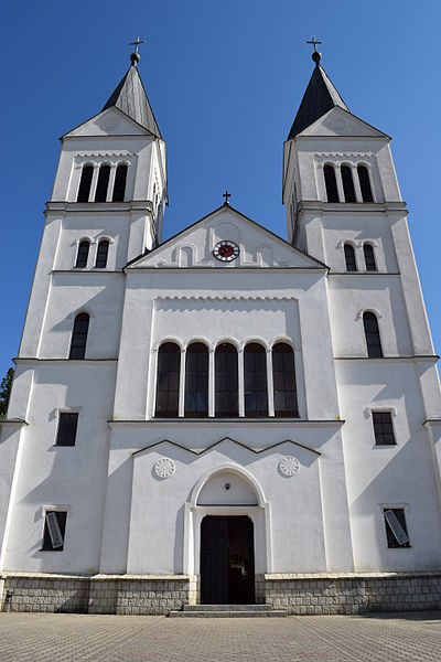 File:Catholic Church of Letnica, Kosovo..JPG
