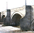 Catterick Bridge detail of Carr's piers.jpg