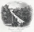 Caunant Mawr fall, Caernarvonshire.jpeg