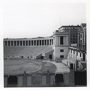 Lewisohn Stadium - Image: Ccny