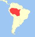 Cebus macrocephalus distribution.png