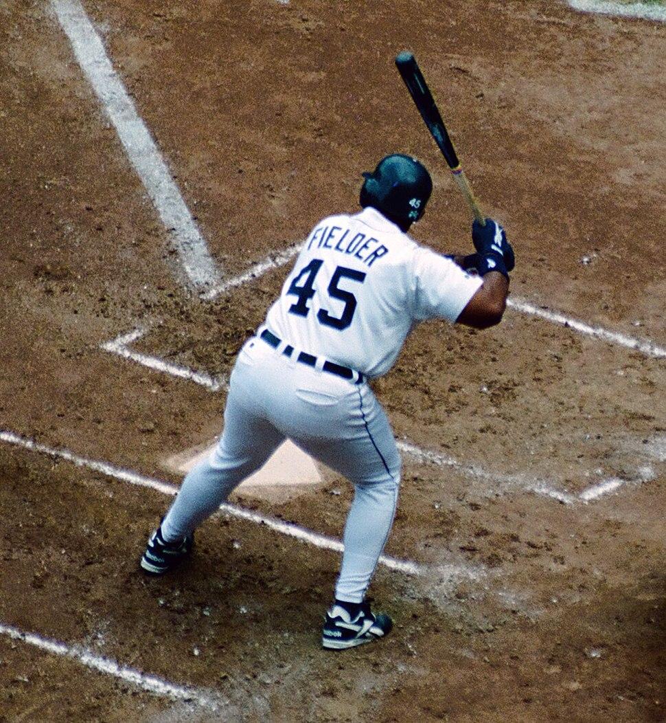 Cecil Fielder 1996