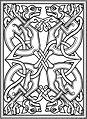 Celtic rectangle chien.jpg