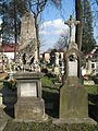 Cemetery in Mogiła by Maire 5.jpg