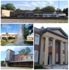 USA - Karolina Południowa, Clemson, Uniwersytet-