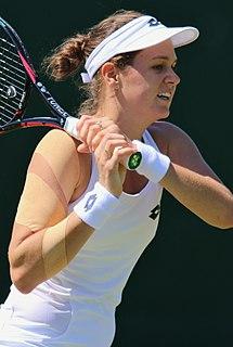 Jana Čepelová Slovak tennis player