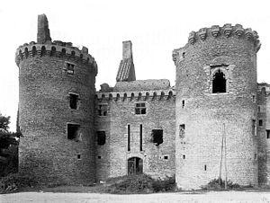 Alix of Brittany, Dame de Pontarcy - Château de Suscinio, in, Sarzeau, Morbihan, birthplace of Alix of Brittany