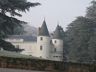 Collonges-au-Mont-d'Or - Château de Tourvéon