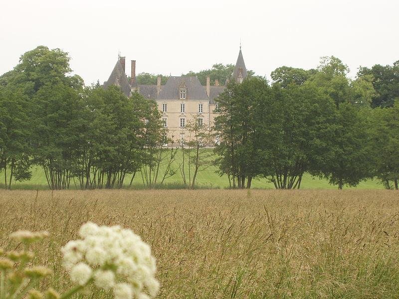 Château du Plessis à Argentré du Plessis