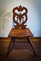 Chaise alsacienne Musée alsacien Strasbourg juillet 201-01.jpg