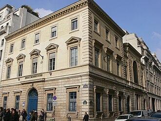 Paris Chamber of Commerce - Chamber of Commerce, Place de la Bourse