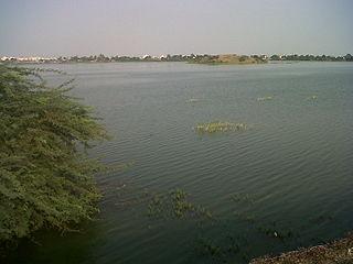 Chandola Lake