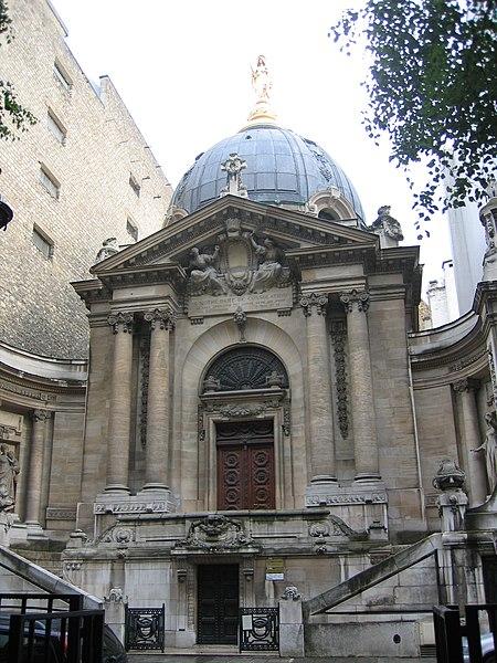 Fichier:Chapelle Notre-Dame-de-Consolation Paris.jpg