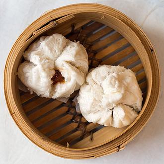 Baozi - Cha siu bao