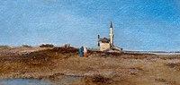 Charles-Émile de Tournemine Le minaret.jpg