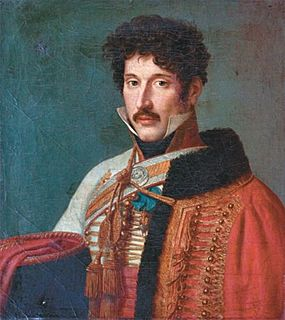 Charles Antoine Manhès French commander of the Napoleonic Wars